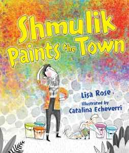 Shmulik Paints the Town cover